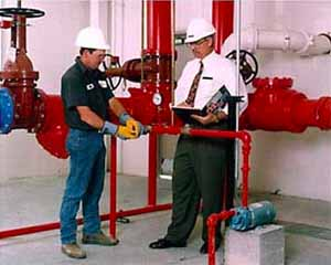Fire Sprinkler Inspecitions, Maintenance and Service